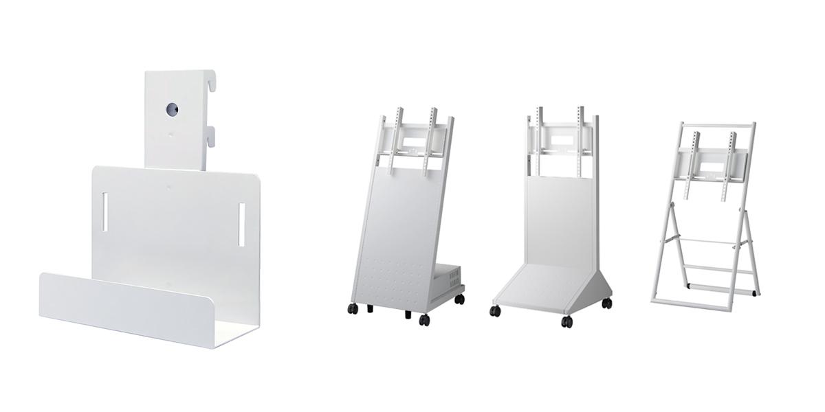 HAMILeX 業務用製品 XS series オプション STBホルダー ホワイトカラー 新発売